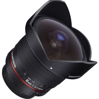 Samyang 8mm F3.5 Fisheye UMC II APS-C Sony E Camera Lens