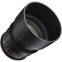 85mm T1.5 VDSLR UMC II Sony A Full Frame Video Lens