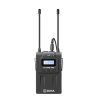 BOYA BY-WM8 Pro-K1  Dual-Channel Wireless Receiver, Consists of One Transmitter and One Receiver