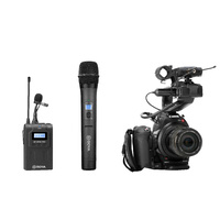 BOYA BY-WM8 Pro-K4 Dual Channel Wireless Mic Kit