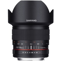 Samyang 10mm F2.8 UMC II APS-C Olympus FT Camera Lens