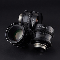 85mm T1.5 XEEN CF Sony E Full Frame Cinema Lens