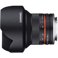 Samyang 12mm F2.0 UMC II APS-C Canon M - Black Camera Lens