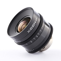 50mm T1.5 XEEN CF PL Mount Full Frame Cinema Lens