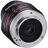 7.5mm F3.5 Fisheye UMC II APS-C MFT - Black
