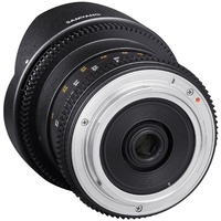 8mm T3.8 Fisheye VDSLR UMC II APS-C Sony E