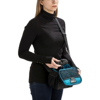 Tenba Skyline 8 Shoulder Bag - Black