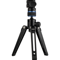 Benro Connect MCT38AF with S4PRO Head, Aluminium, Monopod Kit