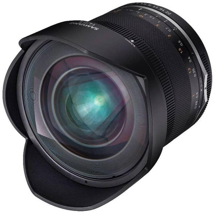 Samyang 14mm F2.8 MK2 Canon EF Full Frame Camera Lens main image