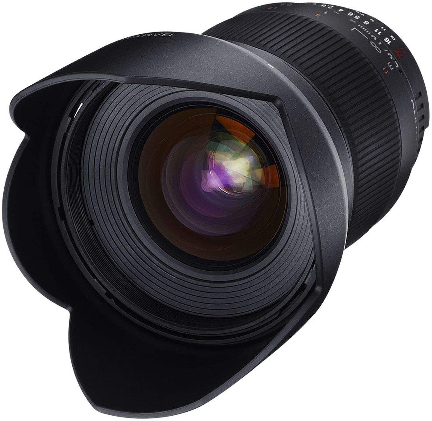 Samyang 16mm F2.0 UMC II APS-C Sony A Camera Lens main image
