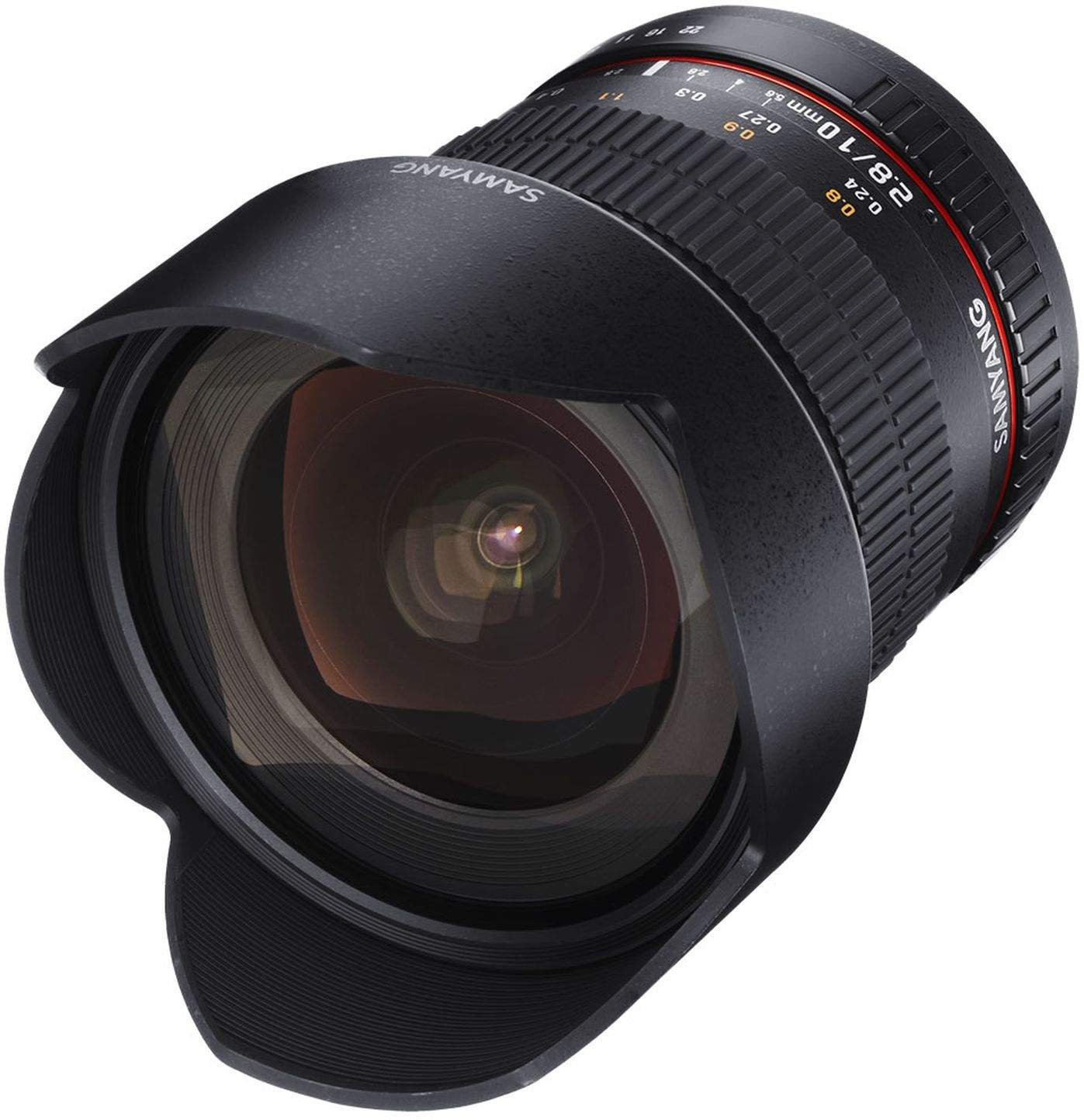 Samyang 10mm F2.8 UMC II APS-C Sony E Camera Lens main image
