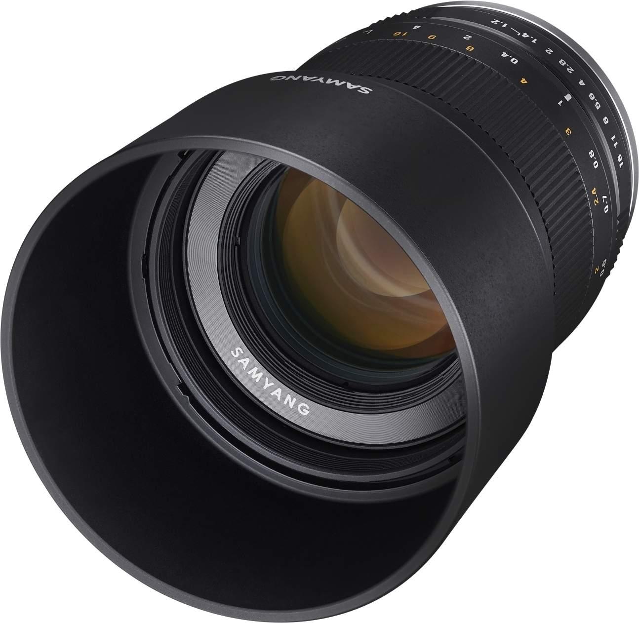 Samyang 50mm F1.2 UMC II Sony E Full Frame Camera Lens main image