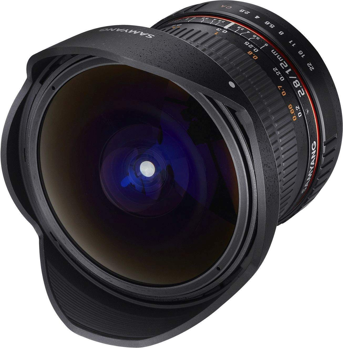Samyang 12mm F2.8 UMC II MFT Full Frame Camera Lens main image