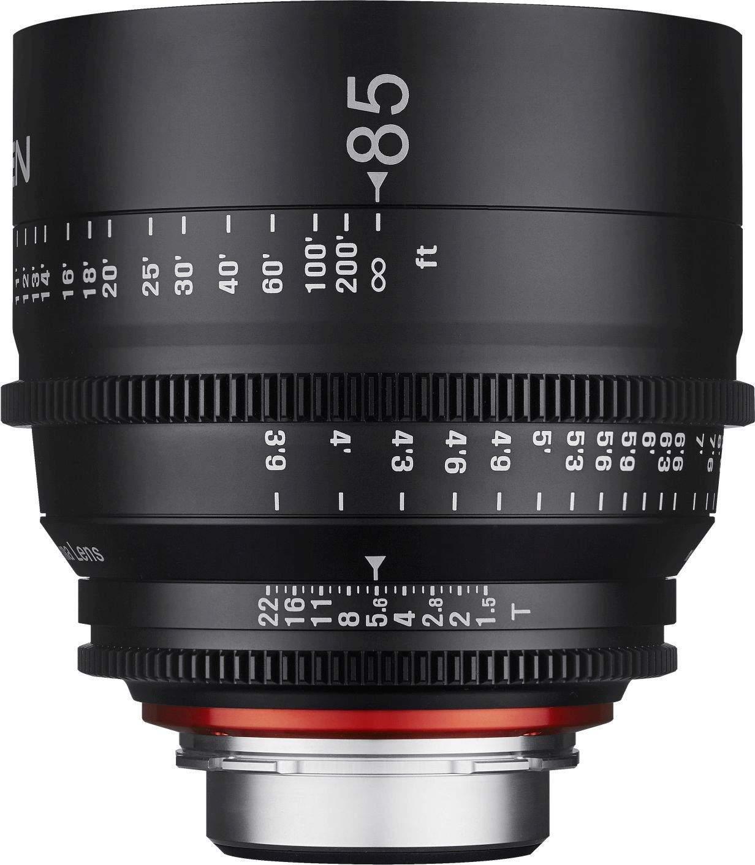 85mm T1.5 XEEN Nikon Full Frame Cinema Lens main image
