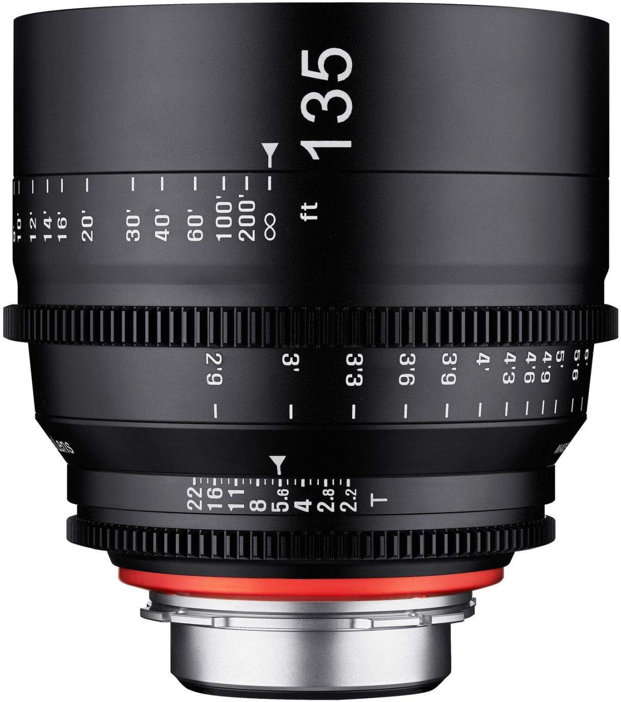 135mm T2.2 XEEN Sony FE Full Frame Cinema Lens main image