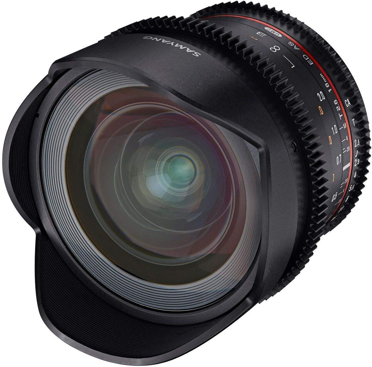 16mm T2.6 VDSLR UMC II Sony A Full Frame