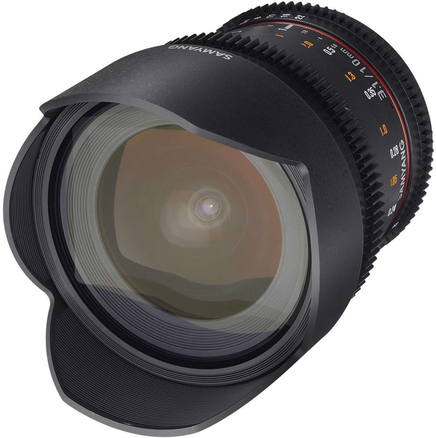 10mm T3.1 VDSLR UMC II APS-C (Lens for Pentax K) main image