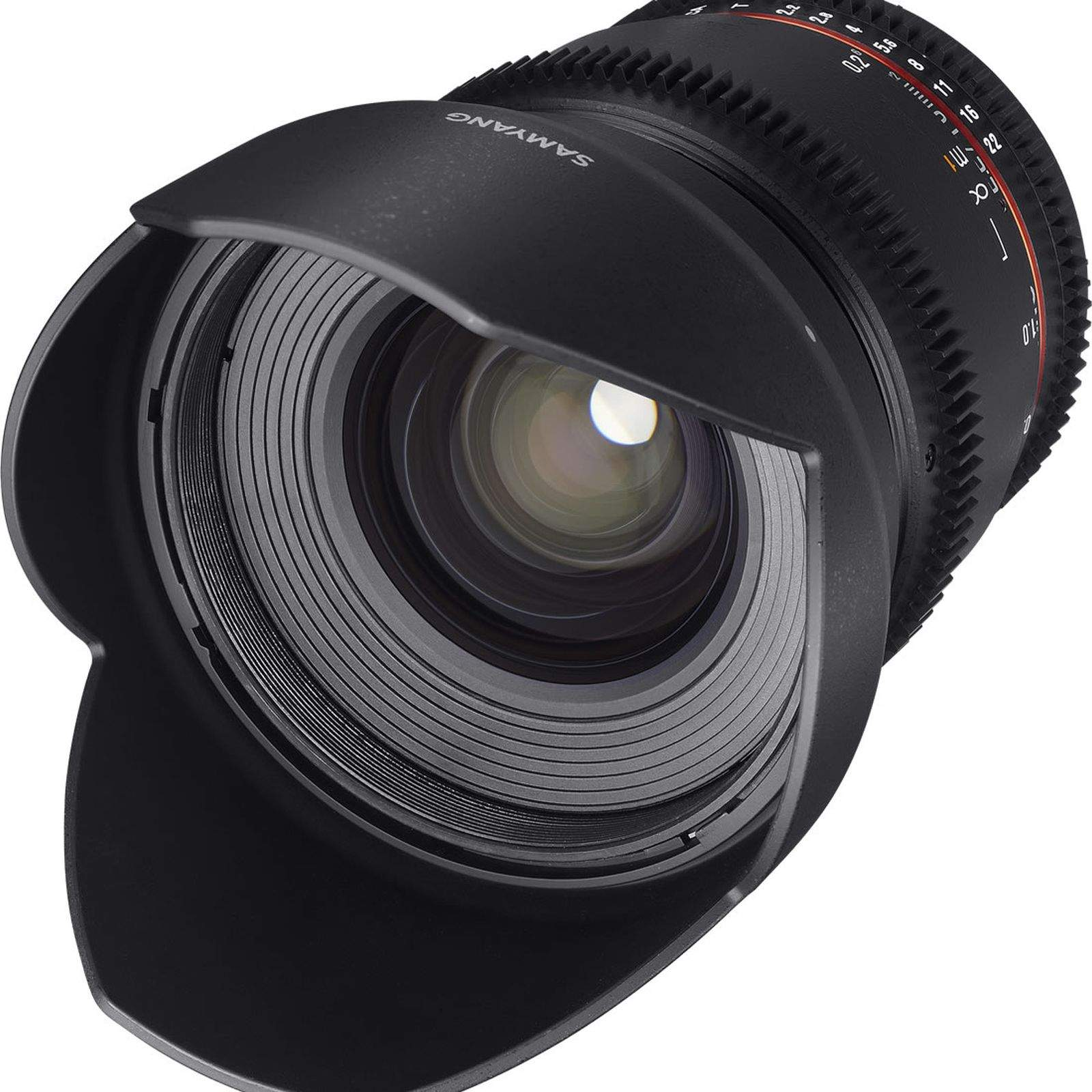 16mm T2.2 VDSLR UMC II APS-C Sony E