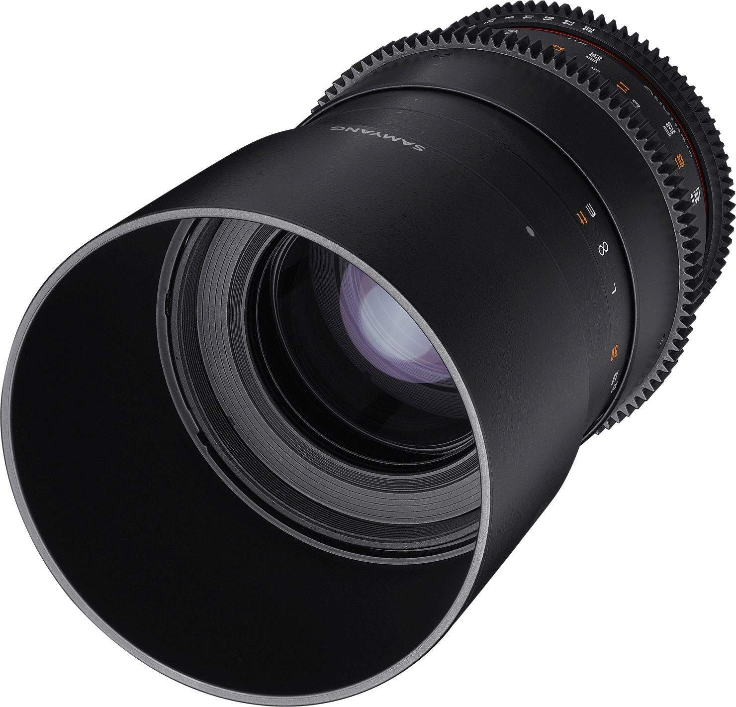 100mm T3.1 Macro VDSLR UMC II Sony FE Full Frame Video Lens