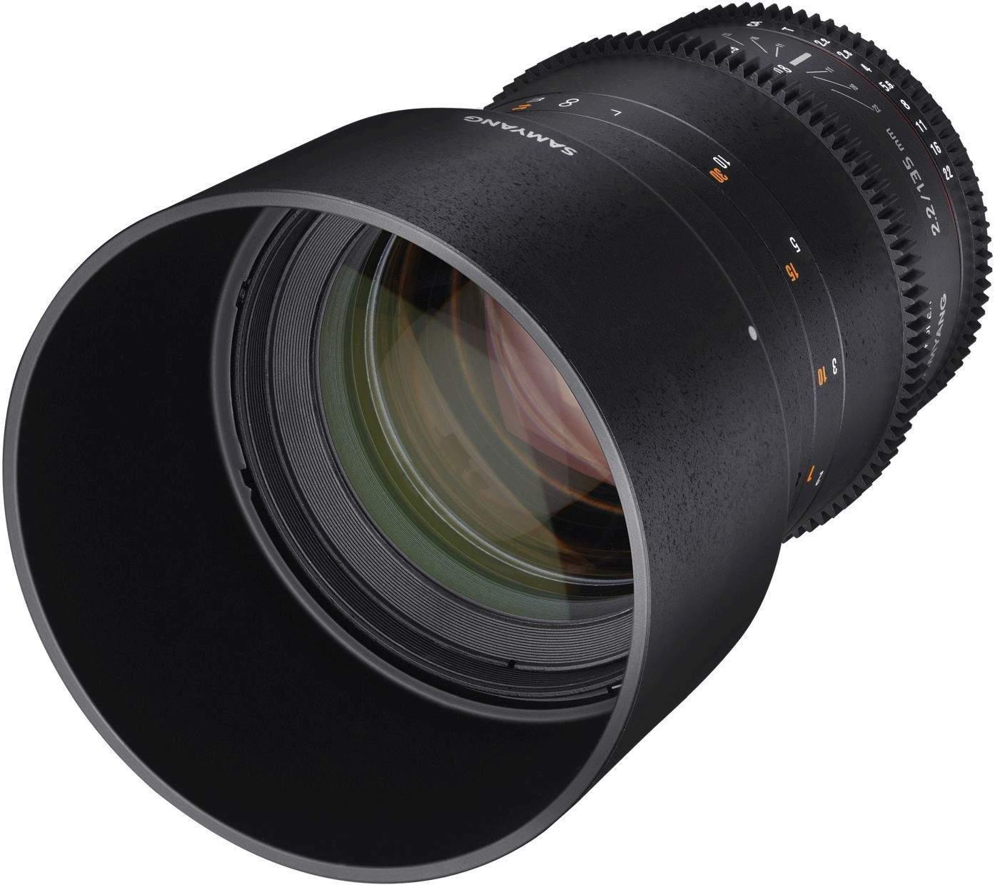 Samyang 135mm T2.2 UMC II Sony FE Full Frame VDSLR/Cine Lens main image
