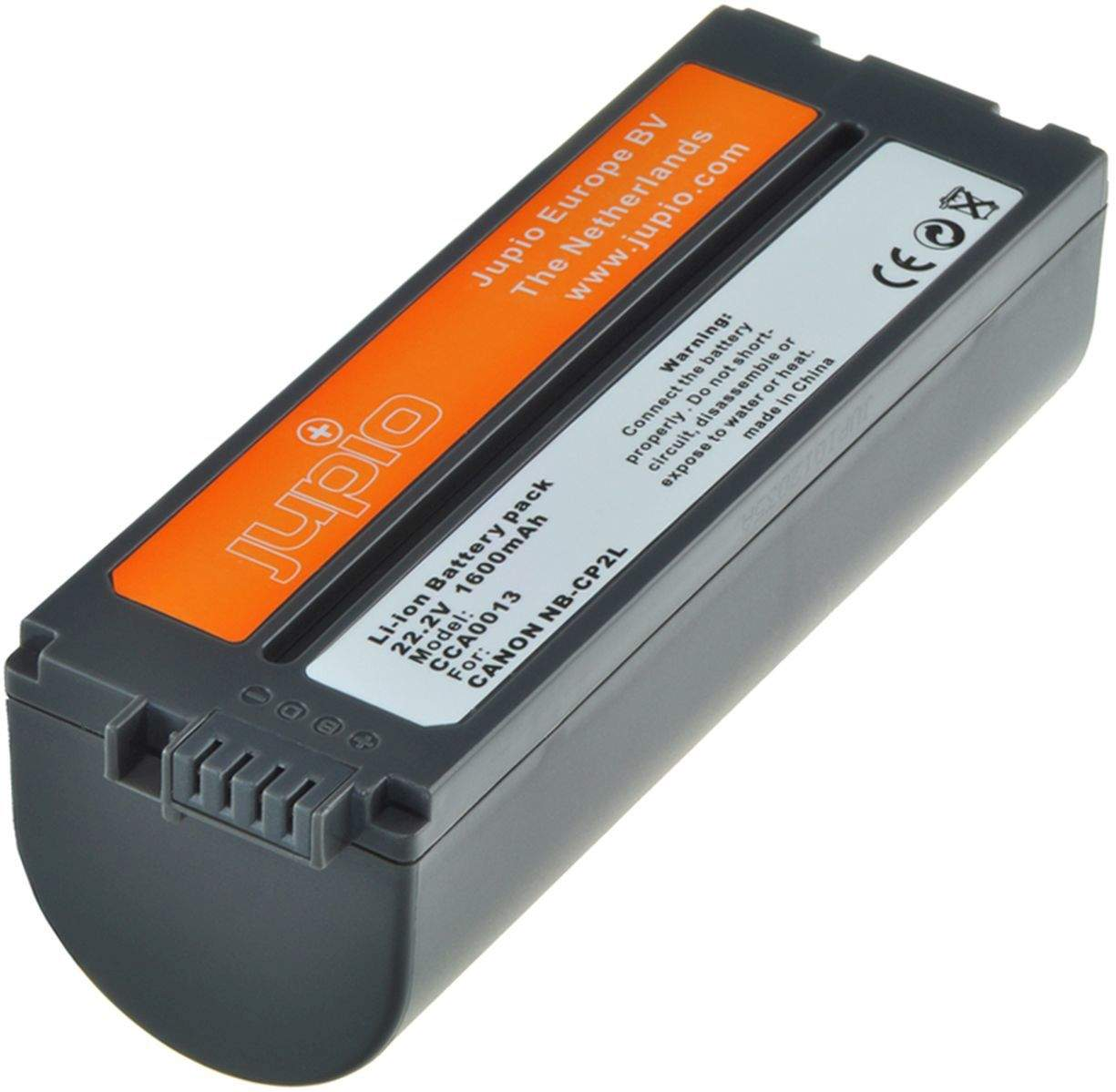 Jupio Canon NB-CP2L 1600mAh Battery