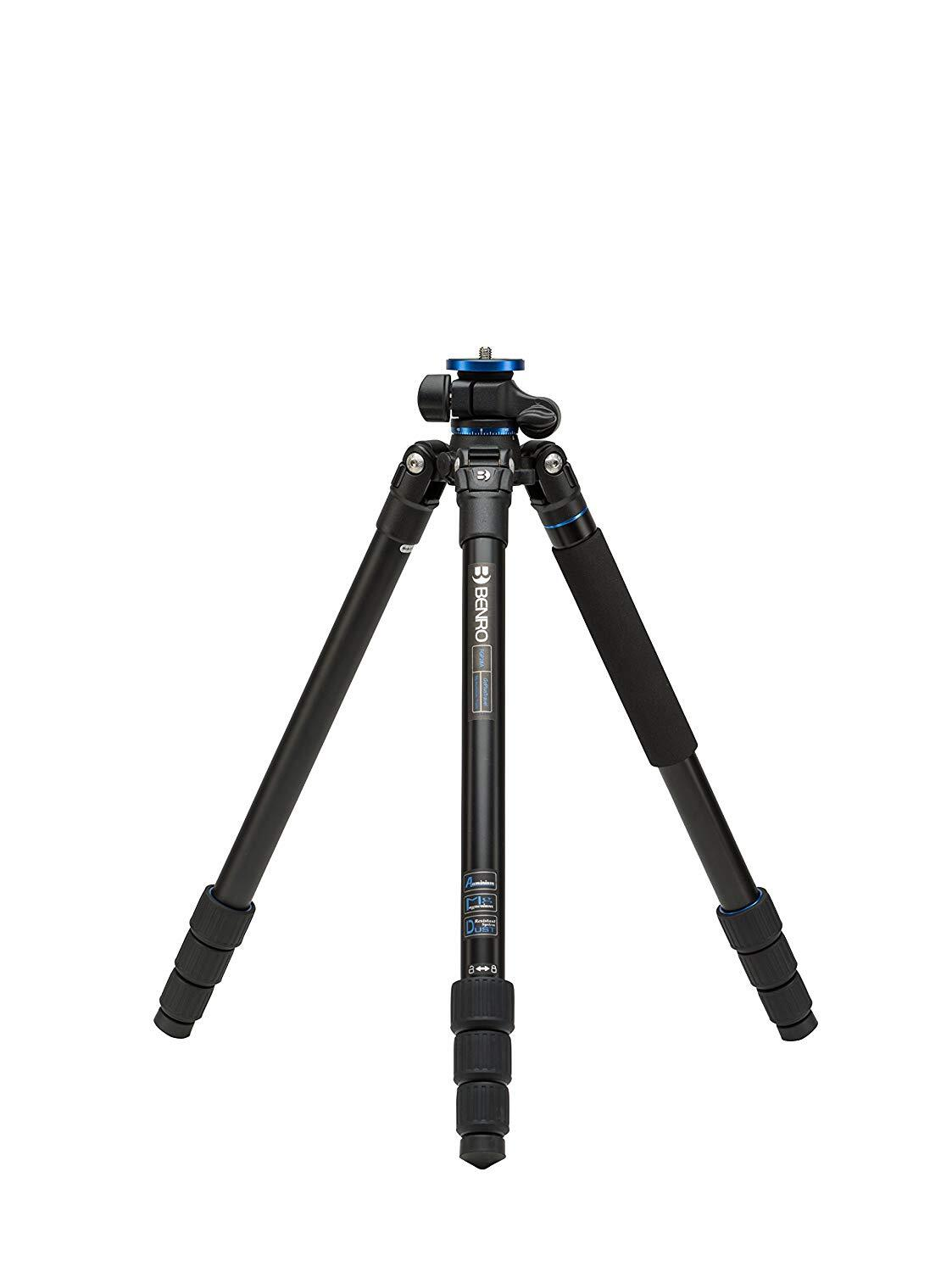 Benro (Series 2) Go Plus Travel Aluminium Tripod with B2 Ball Head