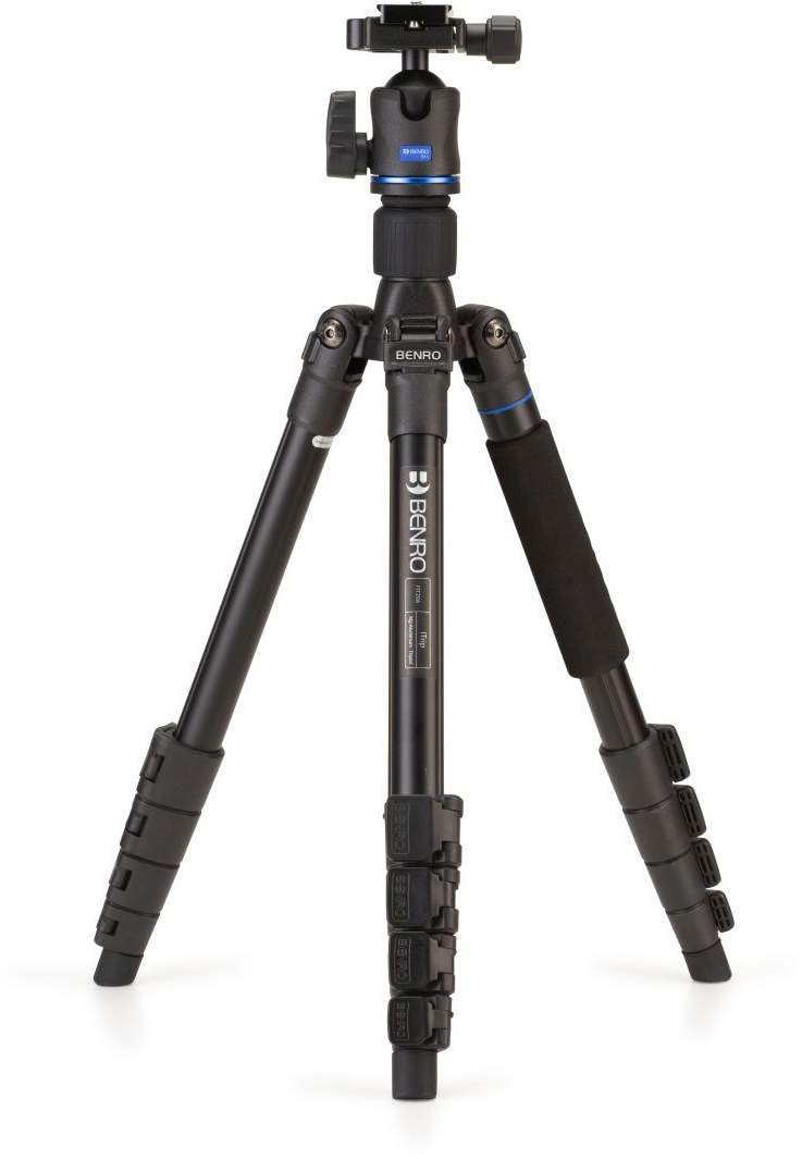 Benro (Series 1) iTrip Aluminium Tripod Kit main image