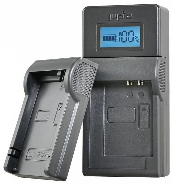 Jupio Panasonic Brand 3.6V - 4.2V USB Charger main image