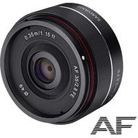 Samyang 35mm F2.8 Auto Focus UMC II Sony E Full Frame Camera Lens