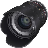 21mm F1.4 UMC II MFT Full Frame