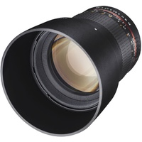 Samyang 85mm F1.4 UMC II MFT Full Frame Camera Lens