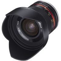 12mm F2.0 UMC II APS-C Fuji X - Black