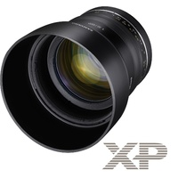 85mm F1.2 XP Premium Canon EF AE Full Frame Camera Lens