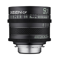 50mm T1.5 XEEN CF Canon EF Full Frame Cinema Lens