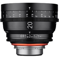 20mm T1.9 XEEN PL Full Frame Cinema Lens