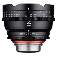 16mm T2.2 XEEN MFT Full Frame