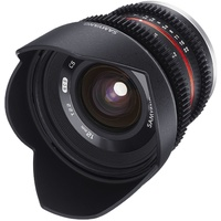 12mm T2.2 VDSLR UMC II APS-C Sony E - Black