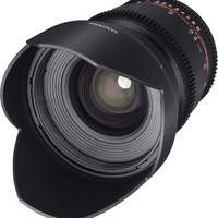 16mm T2.2 VDSLR UMC II APS-C Sony E Video Lens
