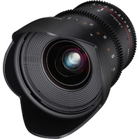 20mm T1.9 VDSLR UMC II Sony E Full Frame