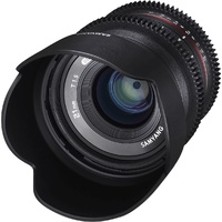 21mm T1.5 VDSLR UMC II Sony E Full Frame