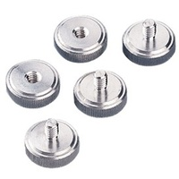 5 x Hama Metal Camera Screws (8mm)