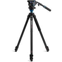 Benro A2573FS6 (S6 Head) Aluminium Video Tripod Kit