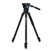 Benro A373FBV4H (BV4 Head) Aluminium Video Tripod Kit