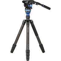 Benro C3883T (S6PRO Head) Aero Series, Carbon Fibre, Travel Video Tripod Kit