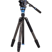Benro C3883TS7 (S7 Head) Aero7 Carbon Fibre Travel Angel Video Tripod Kit