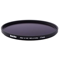 Haida Classic Round PROII Multi-Coated ND 1.8 (64x) Filter - 6 Stop