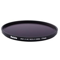 Haida Classic Round PROII Multi-Coated ND 3.0 (1000x) Filter - 10 Stop