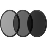 Haida M15 Magnetic Nano-Coating Round ND Filter Kit  (3PCS)