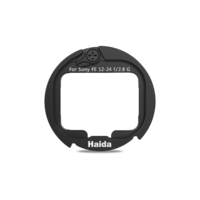 Haida Adapter Ring for Sony FE 12-24mm F2.8 GM Lens, Rear Lens Filter
