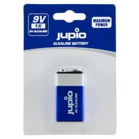 Jupio Alkaline 6LR61 9V Battery